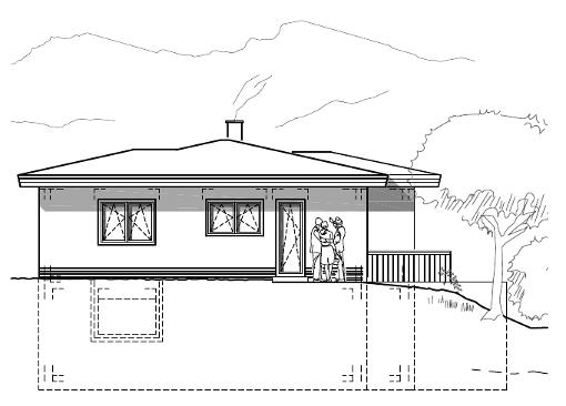 referenzen aus dem bereich cad dienstleistungen am beispiel wochenendhaus architektur. Black Bedroom Furniture Sets. Home Design Ideas